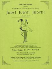 """Altland's Ranch """"A 'FUN'draiser for AIDS and Breast Cancer"""" Poster - August 25, 1995"""