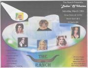 "Altland's Ranch ""Ladies of Illusion"" Poster - March 19, circa 2000"