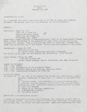 Gay Lobby Day Update - February 12, 1976