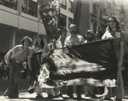 PA Rural Gay Caucus at Philadelphia Pride Parade - 1976