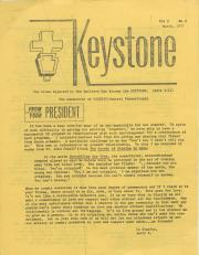 Keystone (Dignity/Central PA) - March 1977