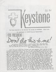 Keystone (Dignity/Central PA) - April 1977