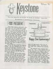 Keystone (Dignity/Central PA) - July/August 1977