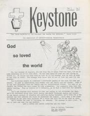 Keystone (Dignity/Central Pa) - December 1977