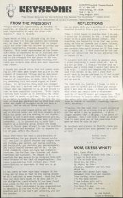 Keystone (Dignity/Central PA) - July/Aug. 1979