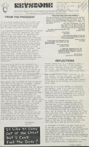 Keystone (Dignity/Central PA) - September 1979
