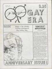 Gay Era (Lancaster, PA) - March 1976