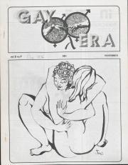 Gay Era (Lancaster. PA) - November 1976
