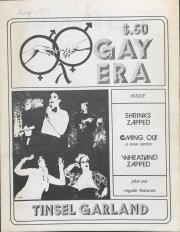 Gay Era (Lancaster, PA) - May 1976