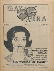 Gay Era (Lancaster, PA) - April 1977