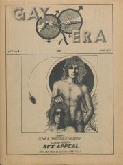 Gay Era (Lancaster, PA) - June 1977
