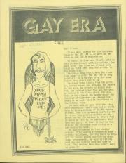 Gay Era (Lancaster, PA) - September 27, 1977