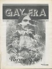 Gay Era (Lancaster, PA) - November 1977