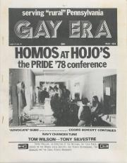 Gay Era (Lancaster, PA) - May 1978