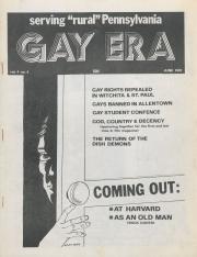 Gay Era (Lancaster, PA) - June 1978