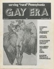 Gay Era (Lancaster, PA) - July/August 1978
