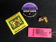 LGBT Activism Pins