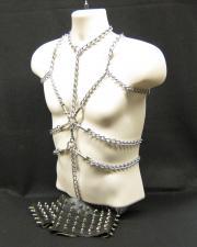 Handmade Chain Harness Vest