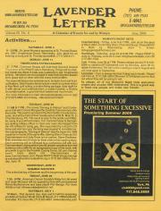 Lavender Letter (Harrisburg, PA) - June 2006