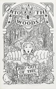 """Into the Woods"" Program - August 28, 1988"