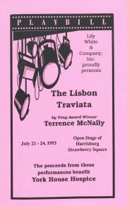 """The Lisbon Traviata"" Lilybill - July 21 to 24, 1993"