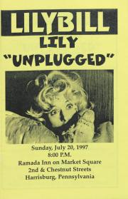 """Lily Unplugged"" Lilybill - July 20, 1997"