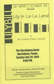 """Lily in La-La Land, or the Looking Glass Cracked"" Lilybill - July 24, 1994"