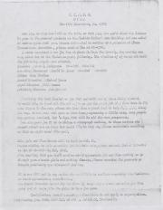 Northeast Pennsylvania Gay Alliance (NEPGA) Newsletter - December 1977