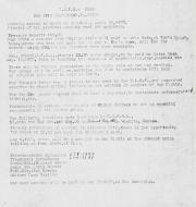 Northeast Pennsylvania Gay Alliance (NEPGA) Newsletter - May 1978