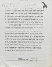 Northeast Pennsylvania Gay Alliance (NEPGA) Newsletter - October 1978
