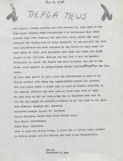 Northeast Pennsylvania Gay Alliance (NEPGA) Newsletter - November 10, 1978