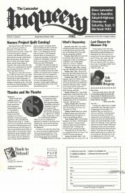 The Lancaster Inqueery (Lancaster, PA) - September/October 1995