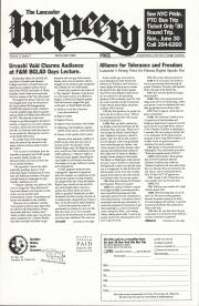 The Lancaster Inqueery (Lancaster, PA) - March/April 1996