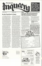 The Lancaster Inqueery (Lancaster, PA) - December 1996