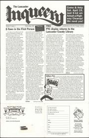The Lancaster Inqueery (Lancaster, PA) - March/April 1997