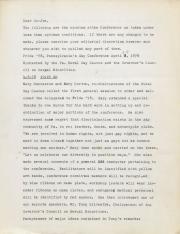Pride '78 Minutes - April 7 - 9, 1978