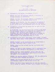 Pride '78 Resolutions - April 7 - 9, 1978
