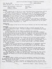 PA Rural Gay Caucus Legislative Committee Minutes - May 22, 1976