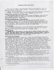 PA Rural Gay Caucus Minutes - June 4, 1977