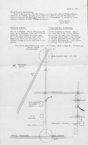 PA Rural Gay Caucus Meeting Notice - April 3, 1976