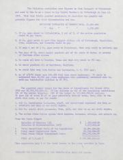 PA Rural Gay Caucus Statistics Report - June 1976