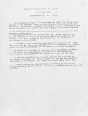 PA Rural Gay Caucus Report - November 1976