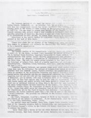 PA Rural Gay Caucus Report - January 1977