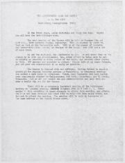 PA Rural Gay Caucus Report - December 1977