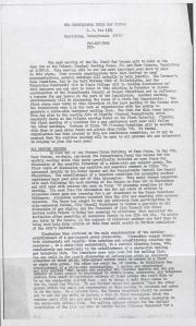 PA Rural Gay Caucus Report - May 1978