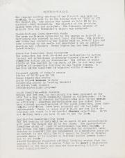 PA Rural Gay Caucus Minutes - April 1977