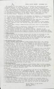 PA Rural Gay Caucus Report - November 1975