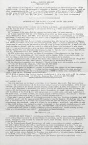 PA Rural Gay Caucus Report - February 1976