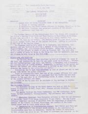 PA Rural Gay Caucus Report - September 1977