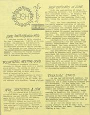 GSH Newsletter - May 1981